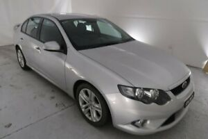 2010 Ford Falcon FG XR6 Silver 5 Speed Sports Automatic Sedan Hamilton North Newcastle Area Preview