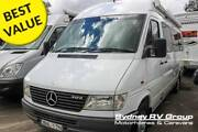 U3758 Mercedes Benz Maui 2 Berth Van Full Of Essentials!!! Penrith Penrith Area Preview