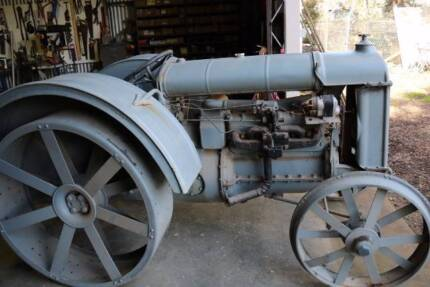 Fordson Tractor Bugle Ranges Mount Barker Area Preview