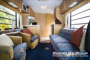 U3189 Winnebago IVECO Leisure Seeker, Spacious Interior Penrith Penrith Area Preview