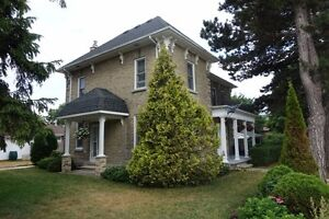 Exceptional Century Home For Sale Downtown Kincardine!