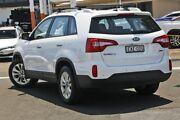 2013 Kia Sorento XM MY13 SLi 4WD White 6 Speed Sports Automatic Wagon Kirrawee Sutherland Area Preview