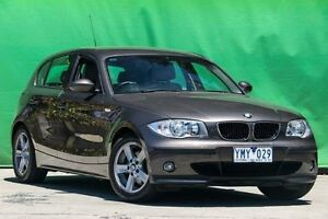 2005 BMW 118i E87 Bronze 6 Speed Automatic Hatchback Ringwood East Maroondah Area Preview