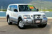 2004 Mitsubishi Pajero NP MY04 GLS White 5 Speed Sports Automatic Wagon Portsmith Cairns City Preview