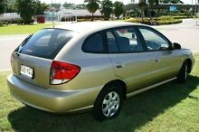 2003 Kia Rio MY04 LS Gold 5 Speed Manual Hatchback Townsville Townsville City Preview