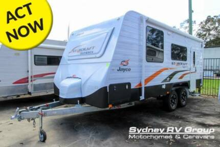 CU1256 Jayco Starcraft Outback In As New Condition Penrith Penrith Area Preview