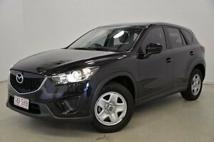 2012 Mazda CX-5 KE1071 Maxx SKYACTIV-Drive Black 6 Speed Sports Automatic Wagon Mansfield Brisbane South East Preview
