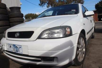 Wrecking a 2002 HOLDEN ASTRA TS for Parts Keysborough Greater Dandenong Preview