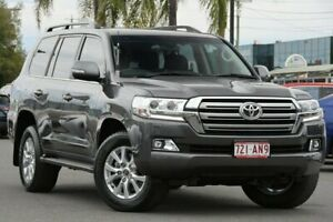 2017 Toyota Landcruiser VDJ200R VX Graphite Grey 6 Speed Sports Automatic Wagon Upper Mount Gravatt Brisbane South East Preview