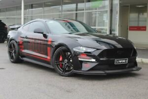 2018 Ford Mustang FN 2018MY GT Fastback SelectShift Shadow Black 10 Speed Sports Automatic Fastback Osborne Park Stirling Area Preview