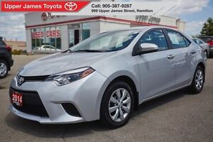 2014 Toyota Corolla LE - Just traded!