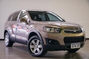 2013 Holden Captiva CG Series II MY12 7 SX Bronze 6 Speed Sports Automatic Wagon Myaree Melville Area Preview