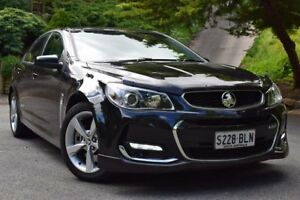 2015 Holden Commodore VF II MY16 SS Black 6 Speed Manual Sedan St Marys Mitcham Area Preview