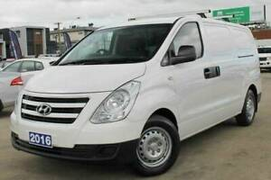 FROM $114 P/WEEK ON FINANCE* 2016 HYUNDAI ILOAD VAN Coburg Moreland Area Preview
