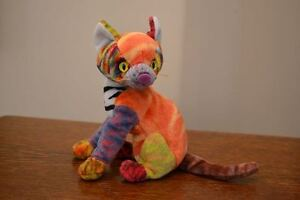 "Ty Beanie Baby ""Kaleidoscope"" Cat (+ more toys for sale)"