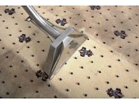 PROFESSIONAL CARPET UPHOLSTERY CLEANING .ROOMS FROM £20 .00.