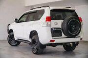 2013 Toyota Landcruiser Prado KDJ150R MY14 GXL White 5 Speed Sports Automatic Wagon Midvale Mundaring Area Preview