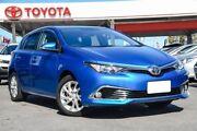 2016 Toyota Corolla ZRE182R Ascent Sport S-CVT Blue Gem 7 Speed Constant Variable Hatchback Osborne Park Stirling Area Preview