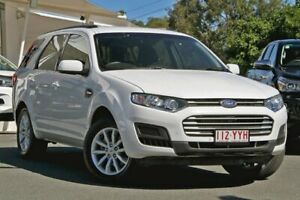2015 Ford Territory SZ MkII TX Seq Sport Shift AWD White 6 Speed Sports Automatic Wagon Noosaville Noosa Area Preview