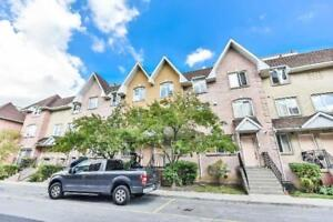 3 bdrm /3 wasrm Townhouse on Yonge /16th