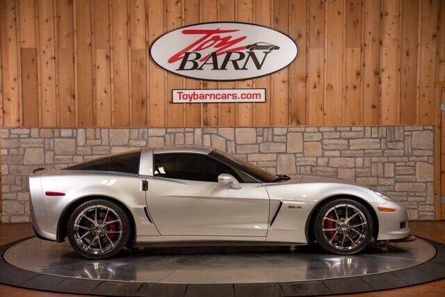 2012 Silver Chevrolet Corvette Z06  | C6 Corvette Photo 10