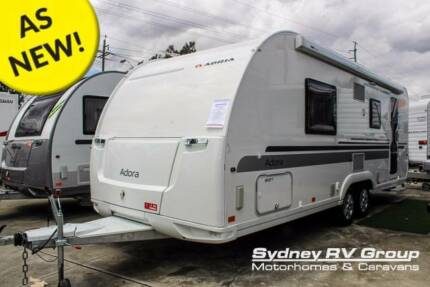 2016 Adria Adora 612PT Slider, DEMO MODEL, SAVE $$$ - CU1091