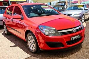 2006 Holden Astra AH MY06 CD Red 4 Speed Automatic Hatchback Colyton Penrith Area Preview