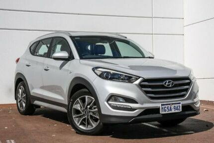 2017 Hyundai Tucson TL MY18 Active X 2WD Silver 6 Speed Sports Automatic Wagon Maddington Gosnells Area Preview
