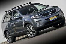 2013 Kia Sorento XM MY13 Platinum 4WD Grey 6 Speed Sports Automatic Wagon Ferntree Gully Knox Area Preview