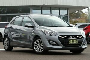 2014 Hyundai i30 GD MY14 Active Grey 6 Speed Automatic Hatchback Wyong Wyong Area Preview
