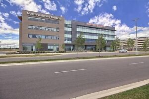 Unit for *LEASE* in the New Oakville Medical Building