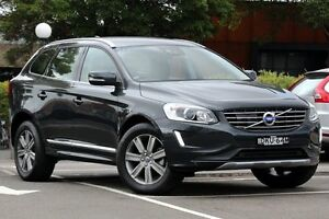 2015 Volvo XC60 DZ MY16 T5 Luxury Savile Grey 8 Speed Automatic Wagon Dee Why Manly Area Preview