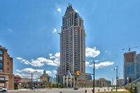 SQUARE ONE MISSISSAUGA- 2 BEDROOM LUXURY CONDO