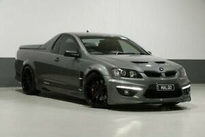 2013 Holden Special Vehicles Maloo E3 MY12.5 R8 Alto Grey 6 Speed Automatic Utility