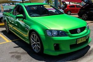 2008 Holden Ute VE SV6 Green 5 Speed Sports Automatic Utility Colyton Penrith Area Preview