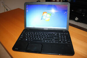TOSHIBA Satellite 15.6in. i3 processor 4GB/250GB for SALE@@@