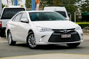 2016 Toyota Camry ASV50R Altise White 6 Speed Sports Automatic Sedan Aspley Brisbane North East Preview