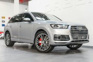 2015 Audi Q7 MY16 200KW 3.0 TDI Quattro Florett Silver 8 Speed Automatic Tiptronic Wagon Port Melbourne Port Phillip Preview