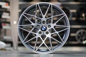 "2017 BMW M3 GTS Style Wheels 19"" Staggered"