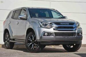 2019 Isuzu MU-X MY19 LS-U Rev-Tronic Silver 6 Speed Sports Automatic Wagon Christies Beach Morphett Vale Area Preview