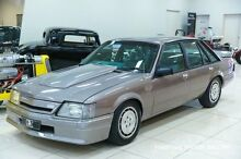 1985 Holden Berlina VK Silver Slate 4 Speed Manual Sedan Carss Park Kogarah Area Preview