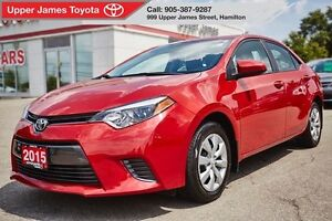2015 Toyota Corolla LE - Many to choose from!!