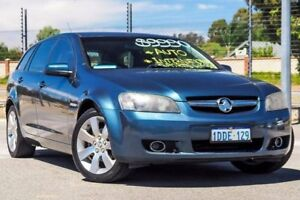 2009 Holden Commodore VE MY09.5 International Sportwagon Blue 4 Speed Automatic Wagon Kenwick Gosnells Area Preview