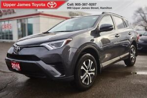 2016 Toyota RAV4 LE LE UPGRADE PACKAGE AWD