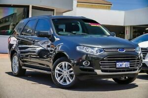 2013 Ford Territory SZ TS Seq Sport Shift Grey 6 Speed Sports Automatic Wagon Victoria Park Victoria Park Area Preview