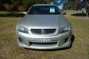 2007 Holden Commodore VE SV6 Silver 5 Speed Sports Automatic Sedan East Maitland Maitland Area Preview