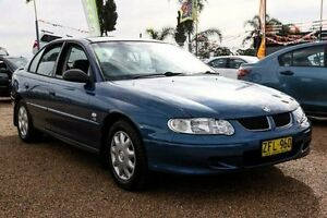 2002 Holden Commodore VX II Acclaim Blue 4 Speed Automatic Sedan Minchinbury Blacktown Area Preview
