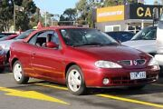 2003 Renault Megane E64 Expression Burgundy 4 Speed Automatic Cabriolet Ringwood East Maroondah Area Preview