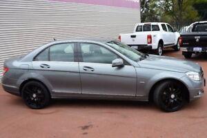 2010 Mercedes-Benz C250 CGI W204 MY10 Elegance Grey 5 Speed Sports Automatic Sedan