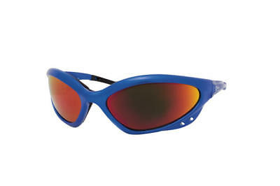 Miller 5.0 Lens Blue Frame Safety Glasses 235657